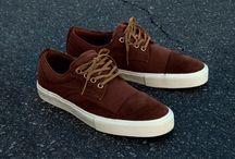 Footwear / by Nick Hernandez