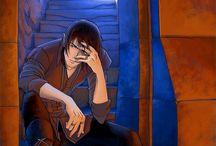 Ichiro pine's room / by Kimberly Garza