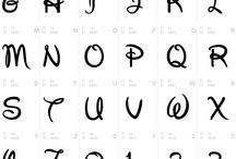 Drawing Fonts.