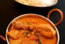 Curry Special / Authentic Traditional Top Indian Curries