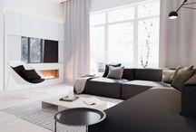 sipmle modern interiors
