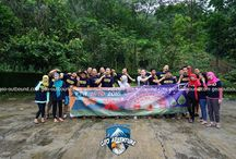 GATHERING OUTBOUND TOYOTA ISTD - GEO ADVENTURE INDONESIA