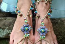Barefoot Sandals / by Tracey Kendrew