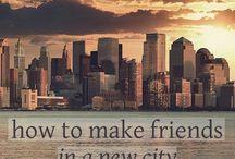 "CITY LIFE / by Dwight ""the Nerd"" Pinterest"