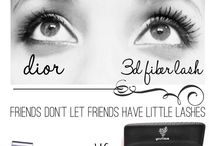 Oh la la lashes❤️ / Be Youniquely you❤️❤️❤️ #3dmascara #moonstruck #fiberlashes #younique 3dlashbliss.com  / by Be Younique with Beth