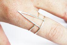 Jewelry / by Lauren Zechman