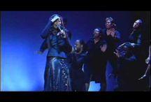 Yolanda Adams / Music videos with Yolanda