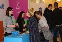 Job spot 2017 / Targi Pracy na Uniwersytecie Ekonomicznym w Poznaniu to jedno z największych wydarzeń kierowanych do poznańskiej społeczności akademickiej. Wychodzimy naprzeciw oczekiwaniom studentów i podejmujemy działania mające na celu przybliżenie im specyfiki rynku pracy. Od 2003 r. niezmiennie wspiera nas w tym Klub Partnera UEP – prestiżowe grono wiodących firm i instytucji z Wielkopolski.