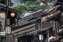 日本の旅路、宿