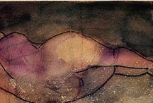 Lisbeth Frandsen akvareller