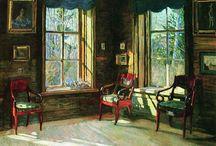 Interior arts