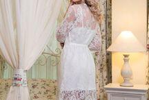 PENJOYARS (ПЕНЬЮАРЫ) EmaBride / Wedding dress (свадебные платья) #emabride #свадьба #свадебные #невеста #мода #детские #платья #weddingdress #fashion #wedding #dress #emabride #women