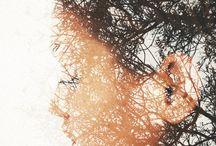 Double Exposure / by Carmen Moreno