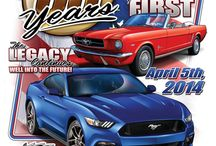 Mustang Plus Events / Stay in touch and see what Mustang Plus events we have going on. #events #mustangs #mustangsplus #musclecars