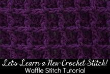 Learn A new stitch