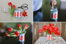 Centerpiece Ideas / A collection of DIY Projects and Real Wedding Inspirations that are all about the Centerpiece!