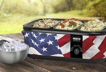 New Uses for NESCO Appliances