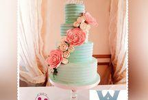 beautful buttercream wedding cakes