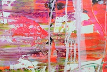 Art: surface design and altered grounds / by Abbey Trescott