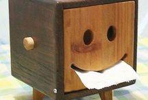 Trabajó en madera