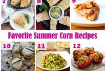 Scrumptious Summer Recipes / by WhitneyBond.com