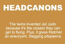 Headcanons