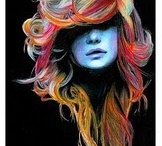 COLOR / by Moss T.