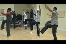 Rumba and Sport - Video / Dedicated to different musical rhythms to exercise / by Jose Villate