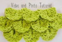 Crochet Different Stitches