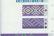 Hama Beads - Strisce