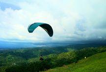 Landscape Manado Tetempangan Hill