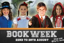 Book Week / Get your kids ready for Book Week with our costumes and Dress Up Accessories @Party Savers http://www.partysavers.com.au/shop/category/costumesdress-up