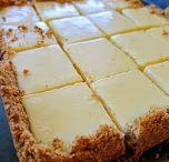 Cakes, Squares
