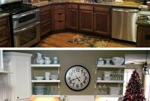 Kitchen-makeover-ideas / by Sally Wallace