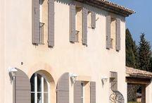 façades et volets
