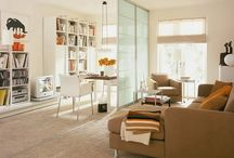 Open Plan up the house / Knocking the lounge and diner together.