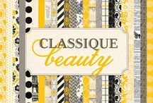 Classique: Beauty Collection / by Authentique Paper
