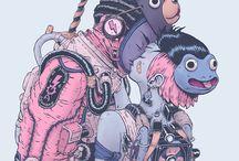 animation - love