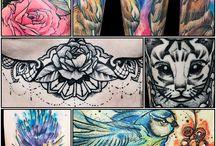 Last Drakkar tattoo / Tattoos
