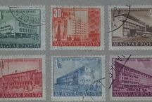 Hungary stamps / Bélyegek/Stamps