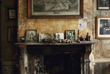 Fireplaces-old and New / Fireplaces can be very pretty and warm