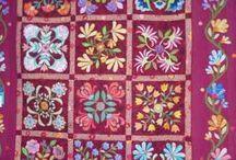 Aunt Millie's Garden Quilts