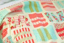 Fabric Love / by Smashed Peas and Carrots {Maggie Brereton}
