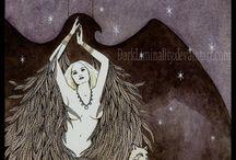 Freyja / Norse Goddess of Death, Sight, Magic and the Pulse of Life / by Valiel Elentári