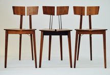 woodclinc / Furniture designed and made by me.