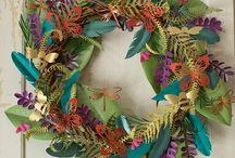 Seasonal Decor: Wreaths