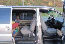 Van vans and more vans