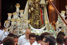Fiestas- Virgen del Carmen-Pedregalejo / Fiestas de la Virgen del Carmen Pedregalejo-Málaga