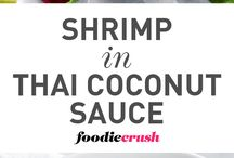 THAI COCONUT SHRMPS