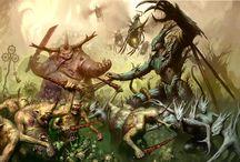 warhammer fantasy/AoS fluff